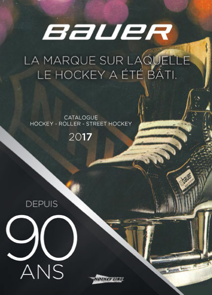 Catalogue Bauer / Mission Hockey 2017
